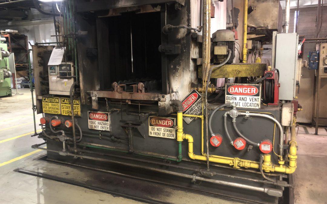 "Item#IQ467 Surface Combustion ""Super 30"" Allcase Line"