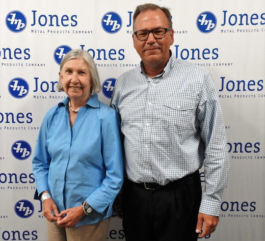 Jones Metal Products, West Lafayette, Ohio, USA-New Owner
