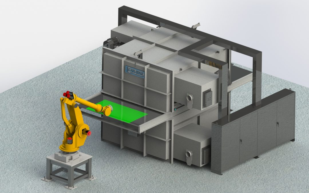 Can-Eng To Supply Rapid Heating Furnace