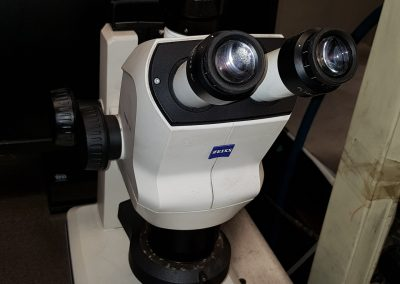 Item#L21 CARL-ZEISS STEMI 508 METALLURGICAL MICROSCOPE