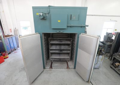 Item#T375 Grieve Walk-In Oven 5'W x 5'L x 6'H