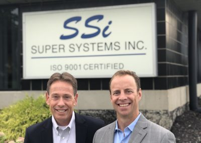 Steve Thompson & Jim Oakes, Super Systems Inc. Interview