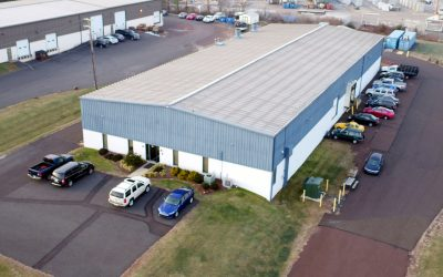 Magnetic Specialties Expands Plant Space
