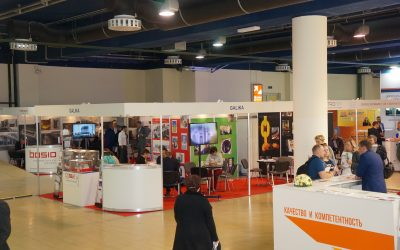 Heat Treatment Exhibition Moscow