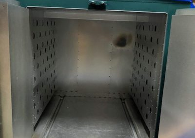 Item#T376 Grieve Oven 60″ x 60″ x 60″