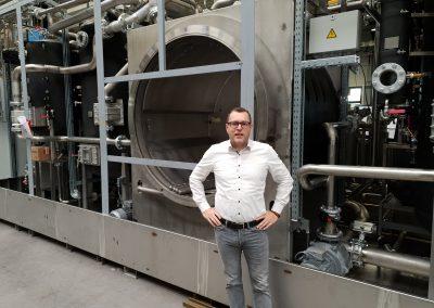 Mr. Andreas Fritz, Managing Director, HEMO GmbH