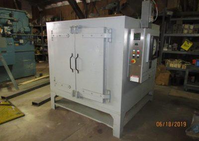 Item#T379 Grieve Oven 36″ x 36″ x 36″