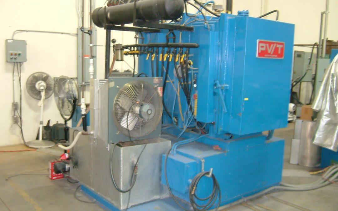Item#VF360 Vacuum Aluminum Brazing Furnace