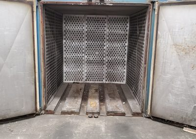 Item#T380 Gruenberg Walk In Oven 450F