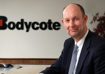 Mr. Stephen Harris, Bodycote CEO, Interview