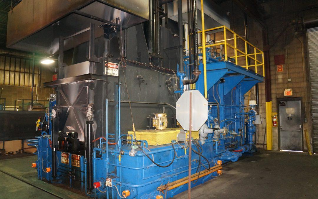 Heat Treat Equipment Auction