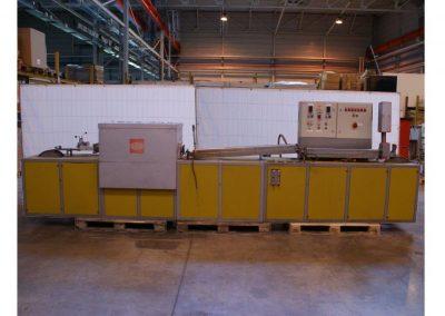 Item#C351 SOLO Swiss Conveyor Furnace – Located In Switzerland