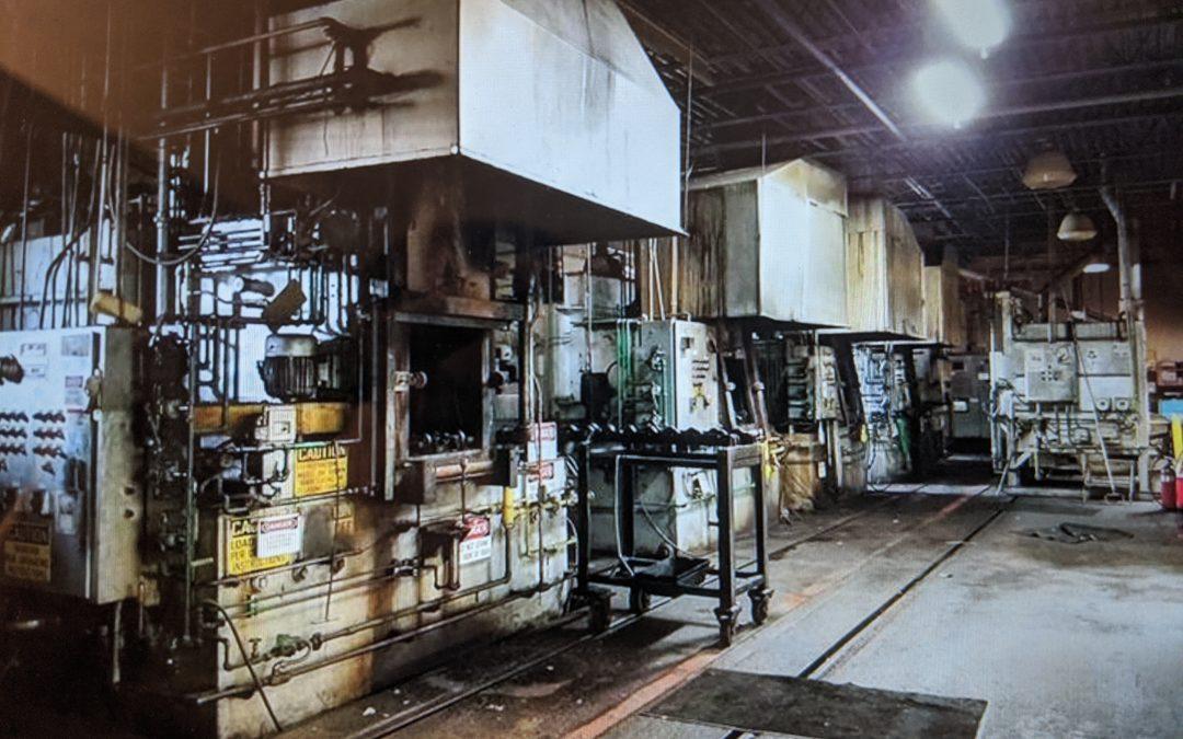 Angstrom Precision Metals, Mentor, Ohio, USA