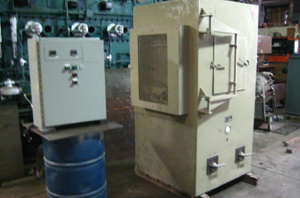 Item#BOX470 GLOBAR Heated Box Furnace