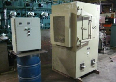 Item#BOX470 GLOBAR Heated Box Furnace