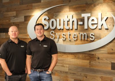 Scott Bodemann and Paul Cairney, South-Tek Systems Interview