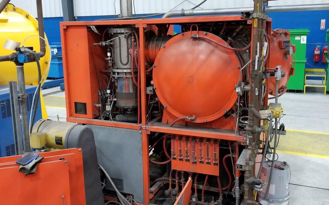 Item#VF364 TM Vacuum Furnaces (2 available)