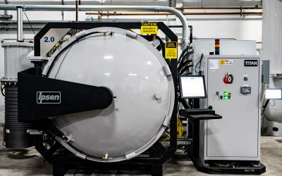 Stack Metallurgical Group Expands Capabilities with Ipsen Furnace