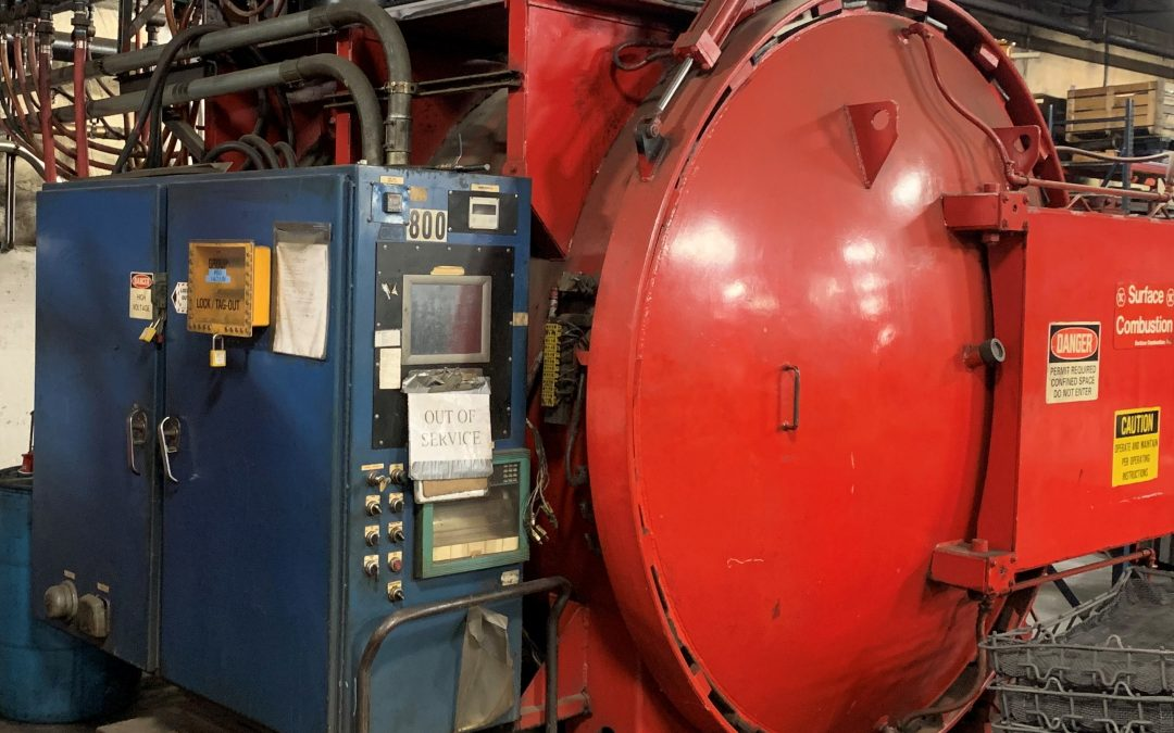 Item#VF369 Surface Combustion 2 Bar Quenching Vacuum Furnace