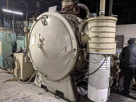Item#VF365 Ipsen Model VFC 524 R Vacuum Furnace