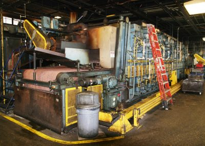 Item#C359 Rogers Engineering Belt Temper/Anneal Furnace