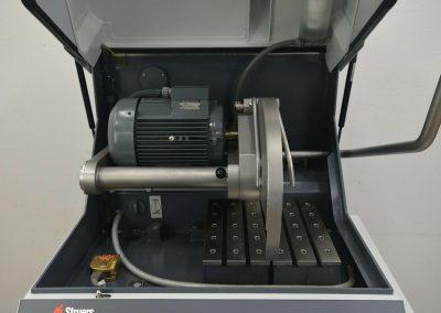 "Item#L25 Struers Unitom-2 Metallographic 14"" Manual Cut-off Saw"