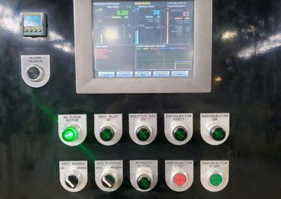 Item#G201 1200 CFH Endothermic Generator