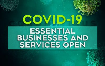 """COVID-19 And What We Learned About """"Essential Businesses"""""""