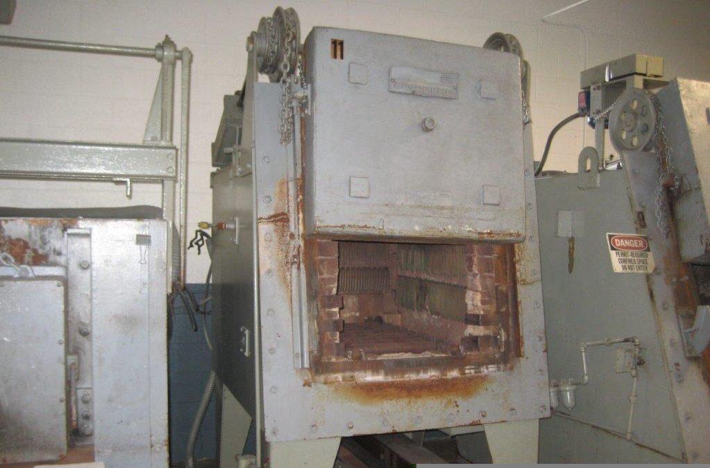 Item#T384 Lindberg RO Box Temper
