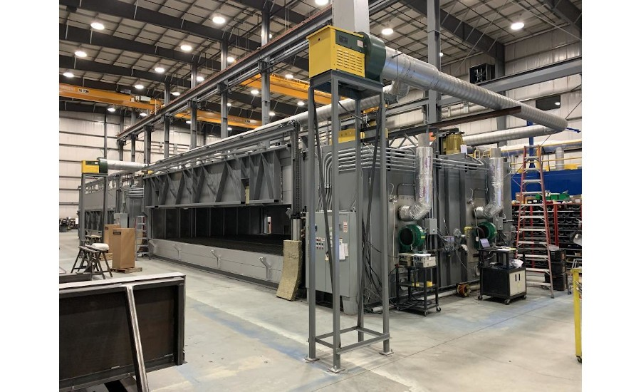 Wisconsin Oven Ships Two Conveyor Ovens