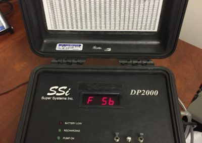 Item#L30 Super Systems, Inc. DP2000 Digital Dewpoint Analyzer