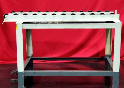Item#M443 Surface Combustion 36×48″ Rail Storage Table (S/N BC-42074-1)