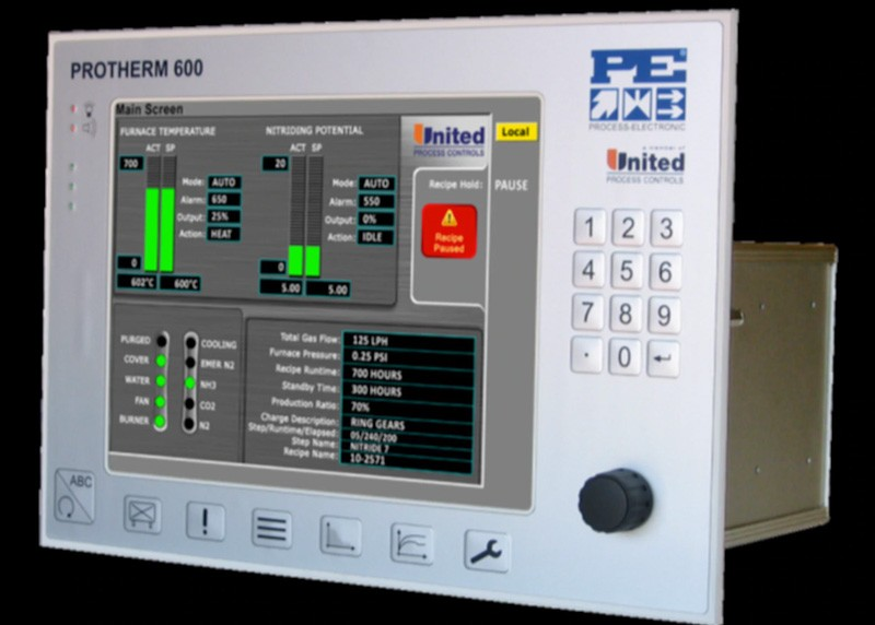 Item#M445 United Process Controls – Protherm 600 Programmable Controller