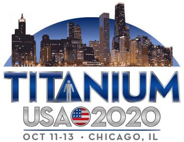 Titanium USA 2020 Cancelled