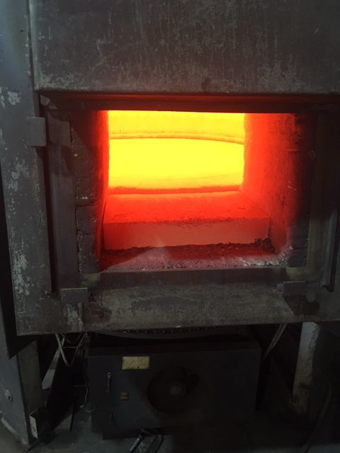 Item#C365 Erco Electric Rotary Hearth 2000F