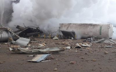 Textron Aviation Explosion