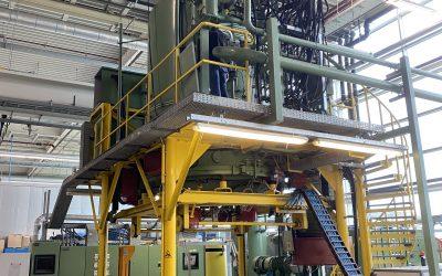Grupo TTT Spain to Install Bottom Loading Vacuum Furnace