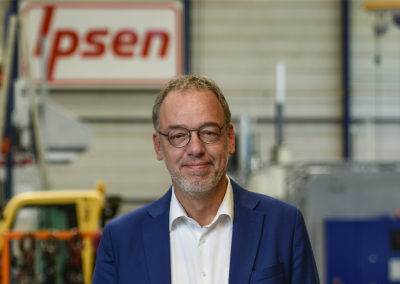 Paul van Doesburg, CEO, Ipsen, Germany