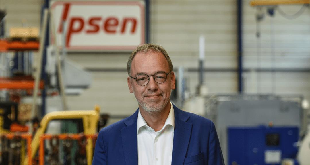 Paul van Doesburg, CEO, Ipsen, Germany