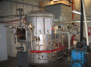 Item#VF380 CI Hayes Vacuum Oil Quench Furnace (Mexico)