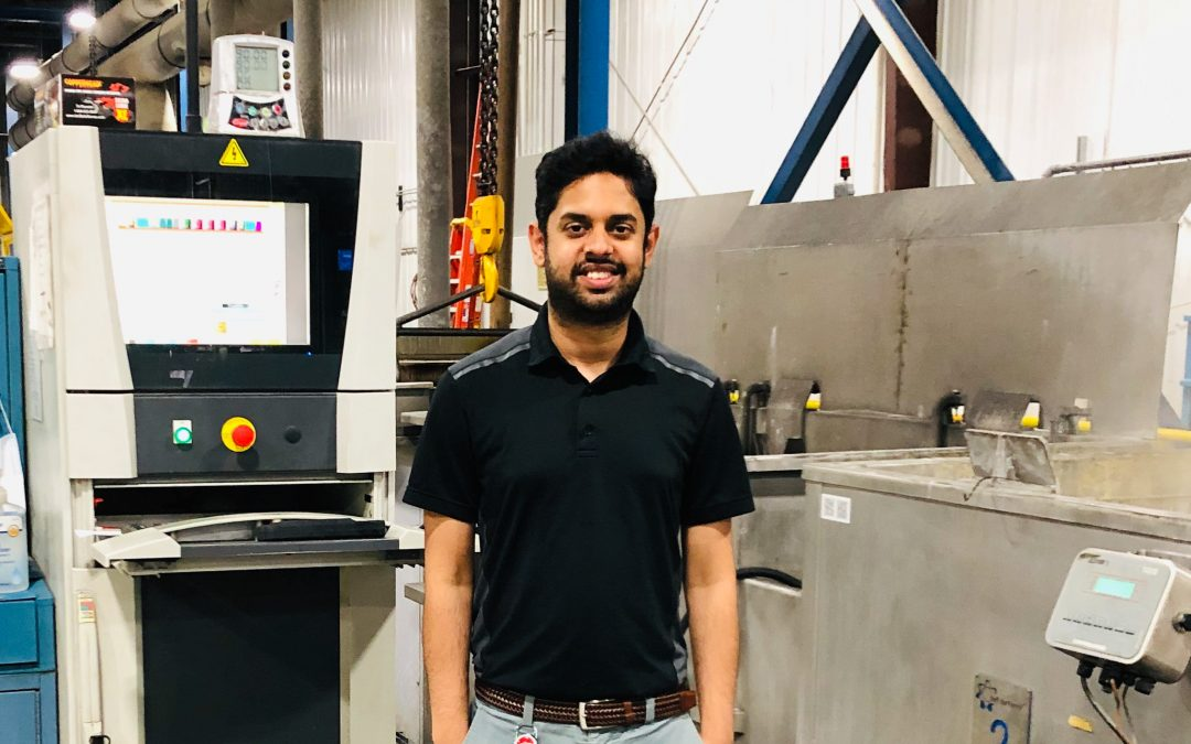 Mr. Shlok Sundaresh , Engineering Manager-TS USA (HEF Group-North America)