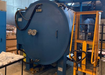 Item#VF381 TAV Horizontal Vacuum Furnace LOCATED IN THE UK