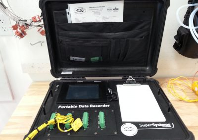 Item# M454 SSi Portable Datalogger For Temperature And Uniformity Surveys
