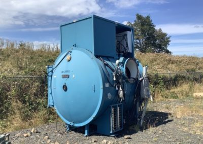 Item#VF383 Unused 2 Bar Vacuum Furnace with New Cooling System