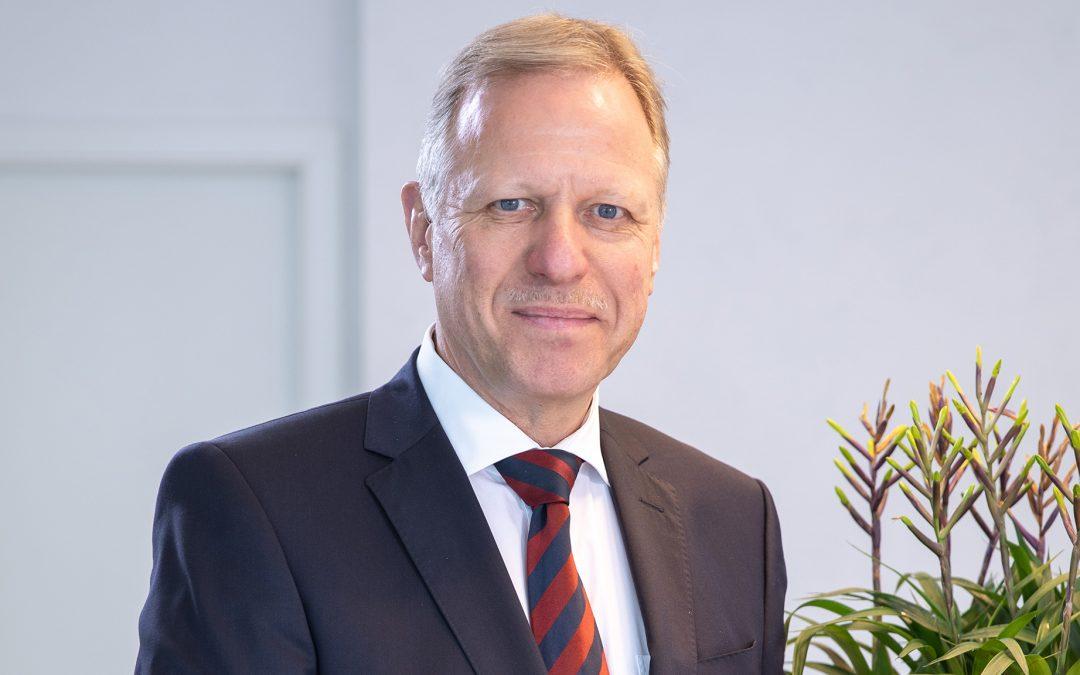 Mr. Hans-Joachim Wickert Managing Director of Wickert Maschinenbau