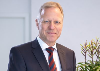 Mr. Hans-Joachim Wickert Managing Director of Wickert Maschinenbau