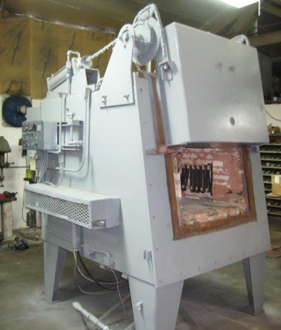 Item# BOX471 R&G Services Atmosphere Box Furnace