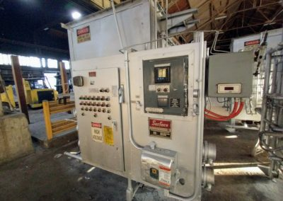 Item#G202 Surface Combustion 5600 CFH Endothermic Generators Available (3 in total)