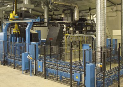 Item#C366 Aichelin 2 Row Pusher Furnace-Excellent Condition (Located in Europe)