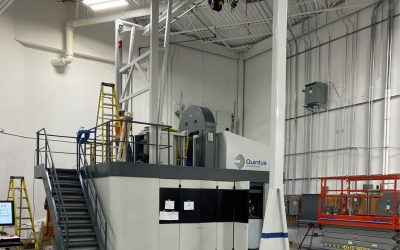 Burloak Technologies Completes In House Heat Treating Department